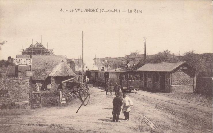 Gare val andre
