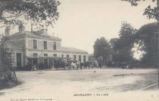 Rails guingamp